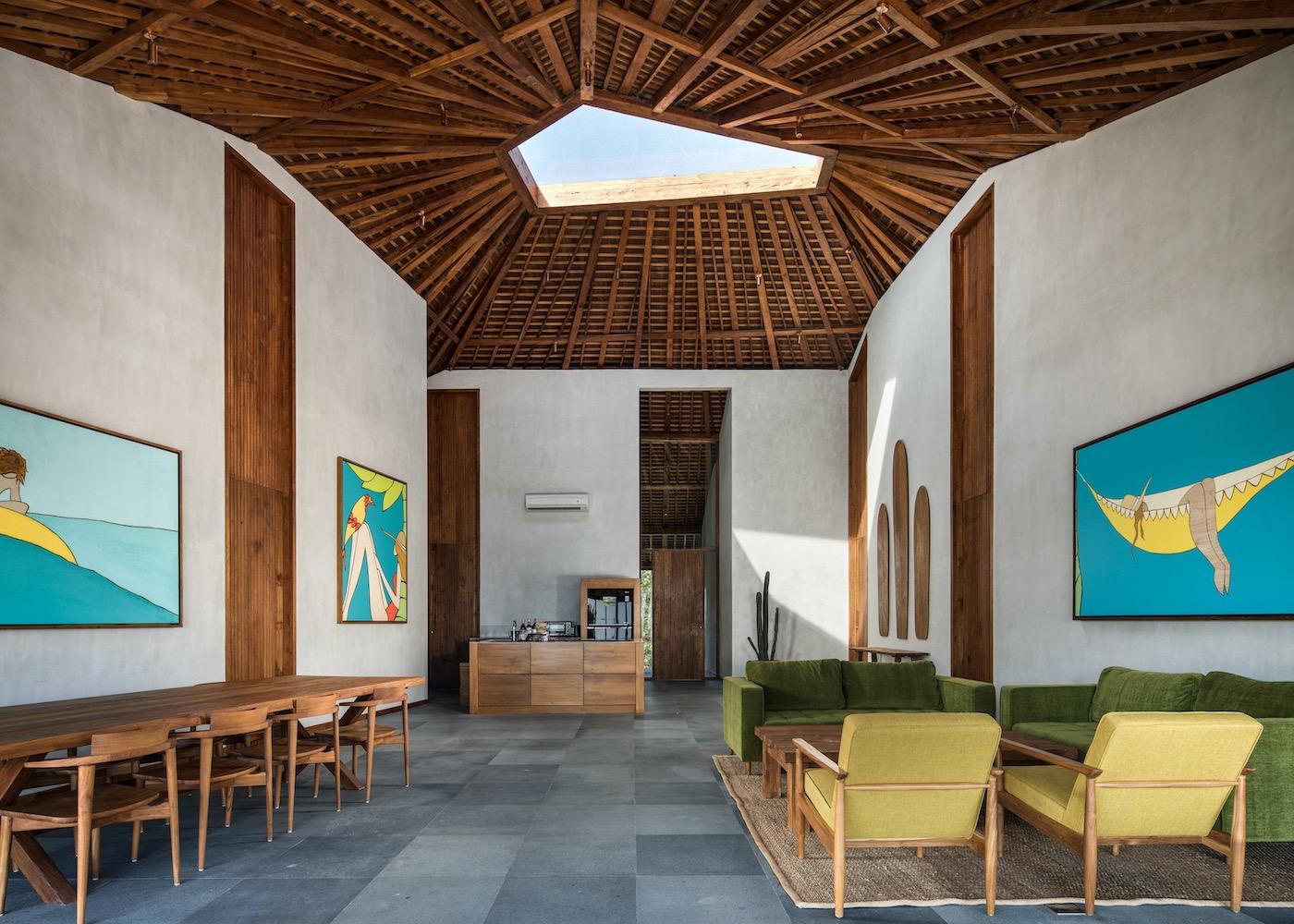 interior Uluwatu Surf Villas - Ocean View 3 by Bali Construction, building and contractor company in Indonesia 7